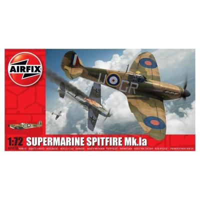 SUPERMARINE SPITFIRE MK-Ia 1/72 - Airfix A01071B