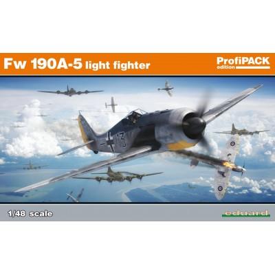 FOKER WULF Fw-190 A5 - Eduard 82143