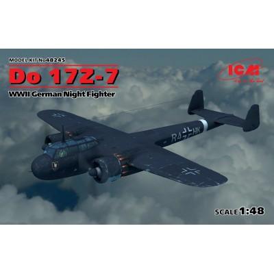 DORNIER DO-17 Z-7 1/48 - ICM 48245