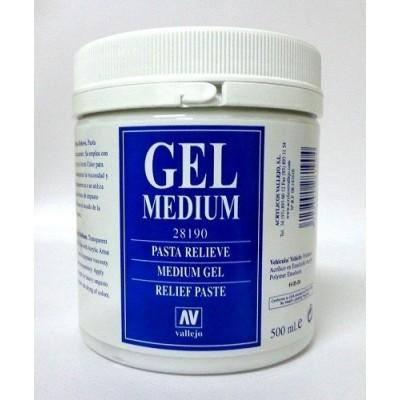 PASTA RELIEVE (500 ml)