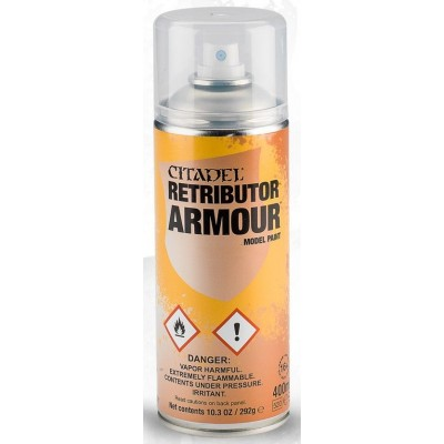 SPRAY RETRIBUTOR ARMOUR (400 ml) GAMES WORKSHOP 62-25