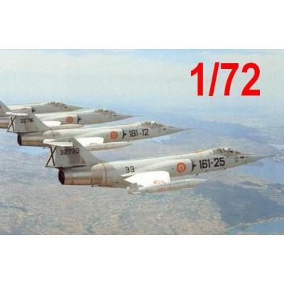 LOCKHEED F-104 G STARFIGHTER (ESPAÑA)