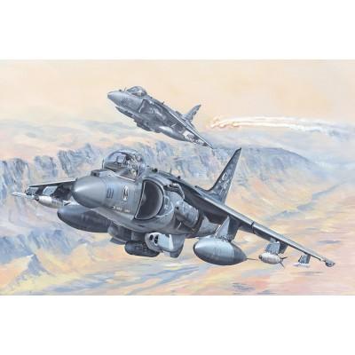 McDONNELL DOUGLAS AV-8 B HARRIER II 1/18 - Hobby Boss 81804