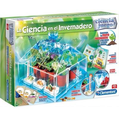 LA CIENCIA EN EL INVERNADERO - CLEMENTONI 55081