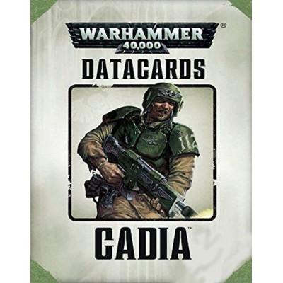 DATACARDS: CADIA