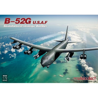 BOEING B-52 G STRATOFORTRESS 1/72 - ModelCollect UA72202