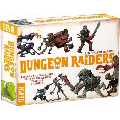 DUNGEON RAIDERS - DEVIR
