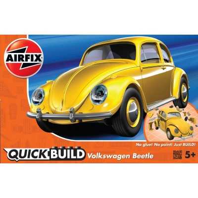 QUICKBUILD VOLKSWAGEN BETTLE - AIRFIX J6023