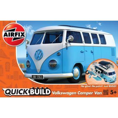 QUICKBUILD VOLKSWAGEN CAMPER VAN - AIRFIX J6024