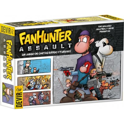 FANHUNTER ASSAULT - DEVIR