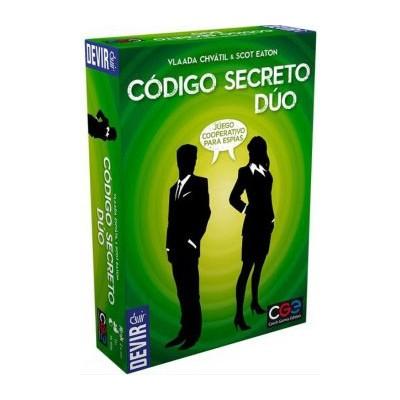 CODIGO SECRETO DUO - DEVIR
