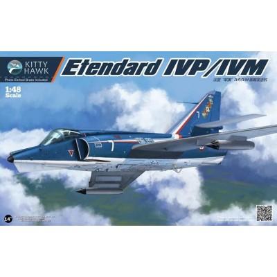 DASSAULT BREGUET ETENDAR IV M/P - Kitty hawk 80137