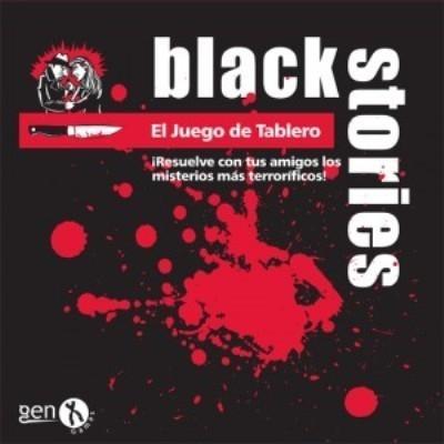 BLACK STORIES JUEGO DE TABLERO - GENX GAMES BS34
