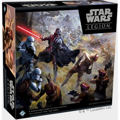 STAR WARS LEGION - FANTASY FLIGHT SWL01