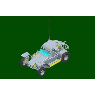 F.A.V. Delta Force 1/35 - Hobby Boss 82406