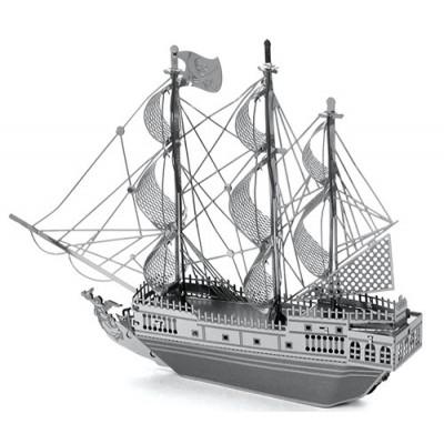 GALEON KIT 3D METAL MODEL