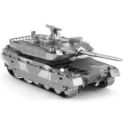 CARRO DE COMBATE KIT 3D METAL MODEL