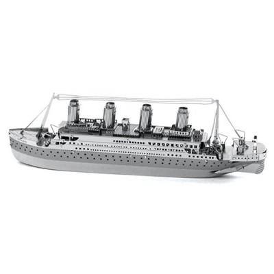 TITANIC KIT 3D METAL MODEL