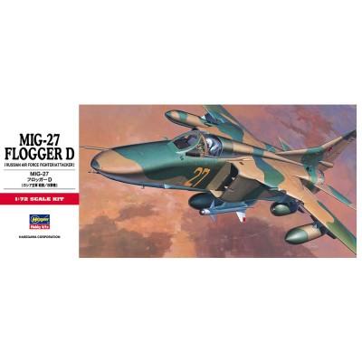 MIKOYAN GUVERICH MIG-27 FLOGGER D