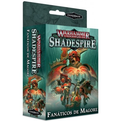 Shadespire: FANATICOS DE MAGORE - Games Workshop 110-21