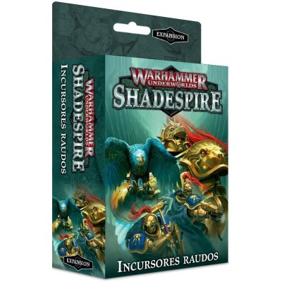 Shadespire: INCURSORES RAUDOS - Games Workshop 110-08