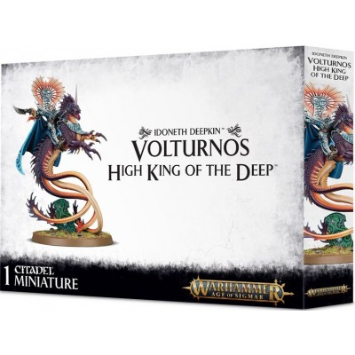 Idoneth Deepkin VOLTURNOS HIGH KING OF TE DEEP - Games Worshop 8728
