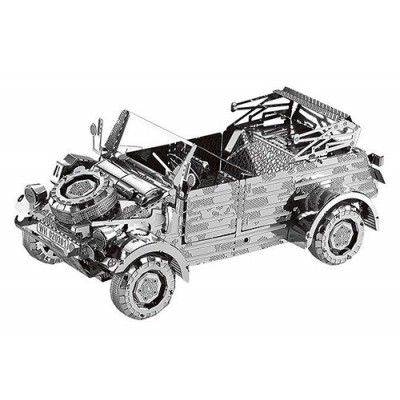 KUBELWAGEN KIT 3D METAL MODEL