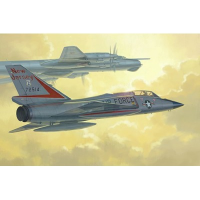 CONVAIR F-106 B DELTA DART 1/72 - Trumpeter 01683