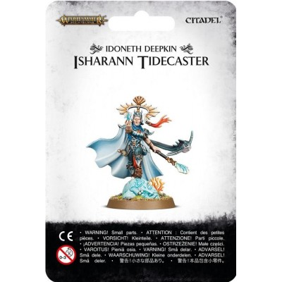 IDONETH DEEPKIN ISHARANN TIDECASTER - GAMES WORKSHOP 87-27