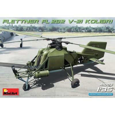 FLETTNER FL 282 V-21 KOLIBRI 1/35 - MiniArt 41003