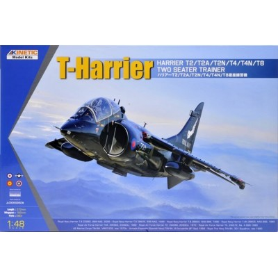 BAe HARRIER T2 / T4 / T8 C/Esp - Kinetic K48040