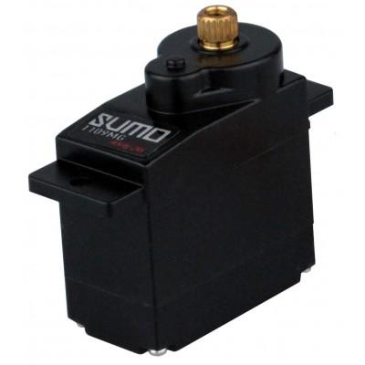 SERVO MINI PS-1109MG PIÑONERIA METALICA 2.5KG/CM 0.10sg/60º (23x12x25mm)