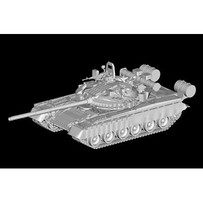 CARRO DE COMBATE T-80 BV 1/72 - Trumpeter 07145