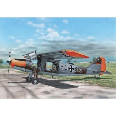 DORNIER DO-27 (Calcas Españolas) - SPECIAL HOBBY SH72327