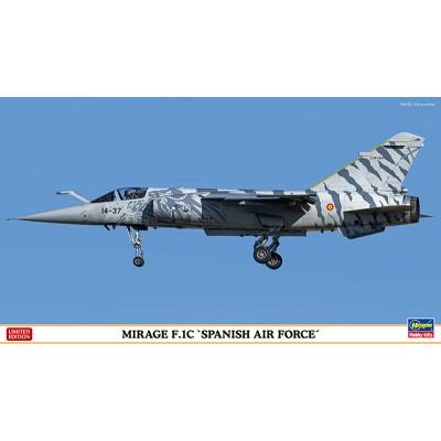 DASSAULT MIRAGE F.1 C -SPAIN AIR FORCE- 1/72 - Hasegawa 02204