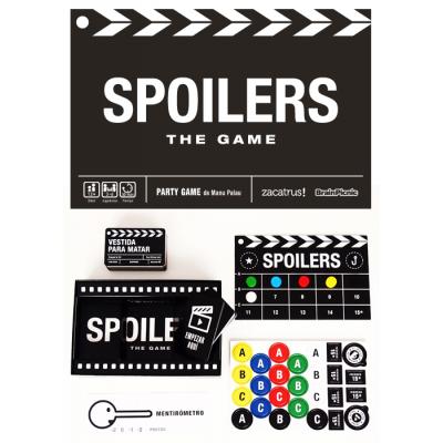 SPOILERS THE GAME - BRAIN PICNIC