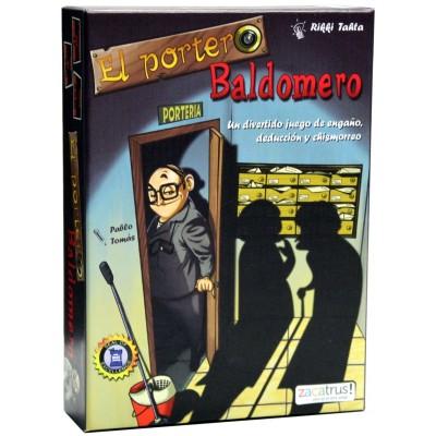 JUEGO EL PORTERO BALDOMERO ZACATRUS 98935