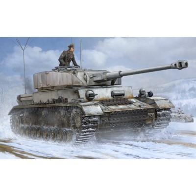 CARRO DE COMBATE Sd.Kfz. 161 Ausf. J PANZER IV 1/16 - Trumpeter 00922
