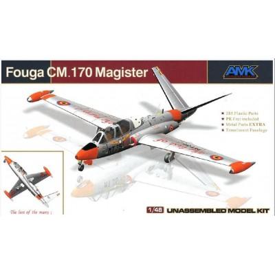 FOUGA CM.170 MAGISTER 1/48 - AMK Avantgarde 88004
