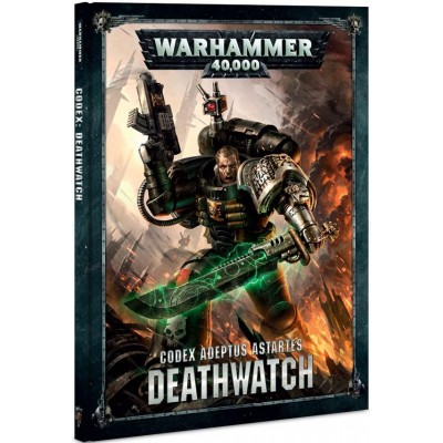 CODEX ADEPTUS ASTARTES DEATHWATCH 2018 - Games Workshop 39-01