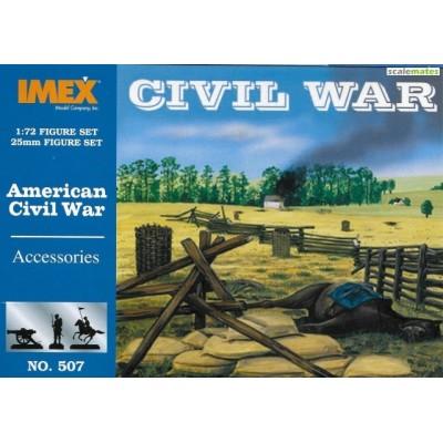 ACCESORIOS CAMPO DE BATALLA Guerra Civil Americana