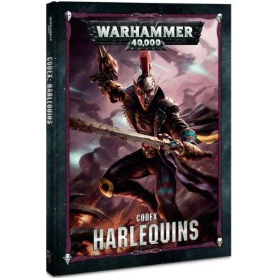 CODEX HARLEQUINS (ESPAÑOL) GAMES WORKSHOP 48-01-03