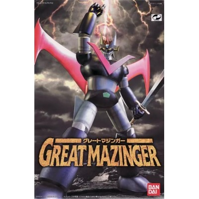 MechaColle: GREAT MAZINGER Z - Bandai 0158103