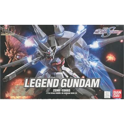 Gundam Speed: LEGEND GUNDAM - Bandai 0138414