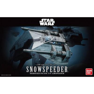 STAR WARS: SNOWSPEEDER 1/48 - Bandai 0196692
