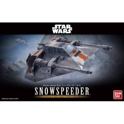 STAR WARS: SNOWSPEEDER 1/48 - 1/144 - Bandai 0217734