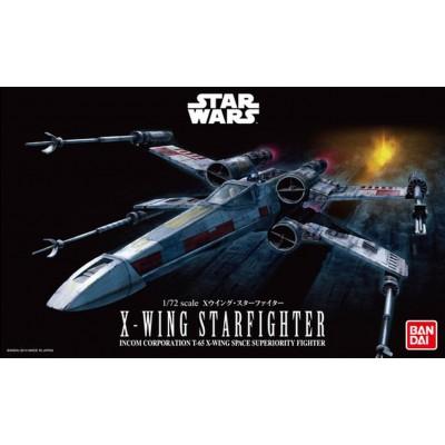 STAR WARS: X-WING 1/72 - Bandai 0191406