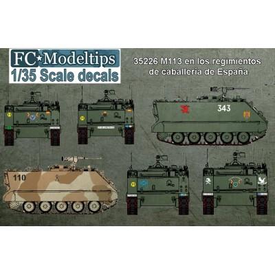 SET CALCAS TOA-113 CABALLERIA ESPAÑOLA - FC Modeltips 35226