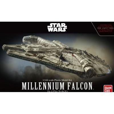 STAR WARS: MILLENNIUM FALCON -Last Jedi- 1/144 - Bandai 0219770