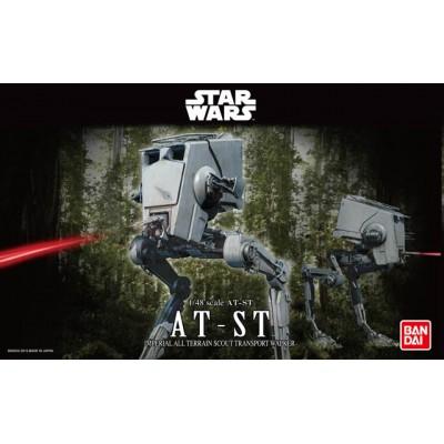 STAR WARS: AT-ST 1/48 - Bandai 0194869